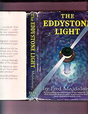 THE EDDYSTONE LIGHT-FRED MAJDALANY-1ST/1ST 1960-HB/DJ-VG+, A CLASSIC ILLUSTRATED