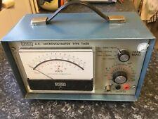 Level AC Microvoltmeter TM3B