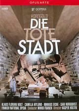 Korngold: Die Tote Stadt, New DVDs