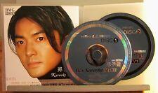 EKIN CHENG Karaoke 2-CD set with poster Canto pop