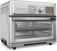 Cuisinart Digital Air Fryer Toaster Oven in Stainless Steel