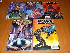 HERCULES #1 - #5 complete mini series! Avengers, THOR, Captain America (5 books)