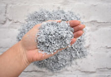 Biodegradable Tissue Paper Grey Wedding Confetti  1 Litre 20 Guests