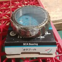 BCA 497-A FEDERAL MOGUL 497A BEARING NEW HIGH QUALITY FAST SHIPPING MAKE OFFERS