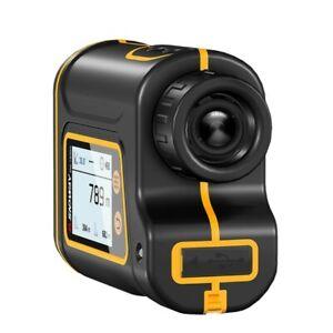 800m Golf Laser Range Finder Golf Distance Rangefinder Touch Screen SW-800B pans