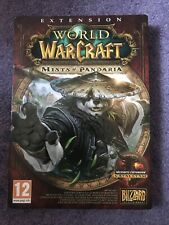 WORLD OF WARCRAFT - Mists of Pandaria Extension French Version From Blizzard
