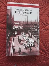 THE JUNGLE UNABRIDGES, BY UPTON SINCLAIR, PB 2001
