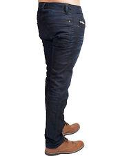 Diesel Men's Darron 0835G Regular Slim Tapered Dark Denim Jeans Size 33x32 NWT