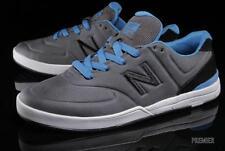New Balance Logan 637 Mens Size 11.5 Grey/Black skate lifestyle fallen etnies