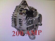 HIGH OUTPUT 2008-2004 Mazda RX-8 1.3L 200 HIGH AMP HD Alternator / Generator
