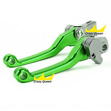 Levers For Kawasaki KX100 2001-2016/ KX500 2004 CNC Dirt Pit Pivot Brake Clutch