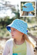 PATTERN - Make it Perfect - Sunkissed Hat - sizes baby to adult included