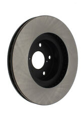 Centric 126.47012SL Disc Brake Rotor - High Performance Slotted