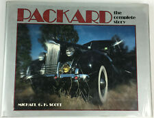 Packard : The Complete Story by Michael G. Scott (1985, Hardcover) Illustrated