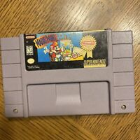 Mario Paint Super Nintendo SNES Game Only AUTHENTIC Game Cartridge Free Shipping