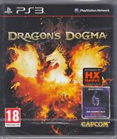 Ps3 PlayStation 3 **DRAGON'S DOGMA** nuovo sigillato italiano pal