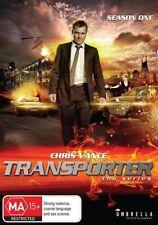 Transporter - The Series : Season 1 (DVD, 2013, 4-Disc Set)BRAND NEW