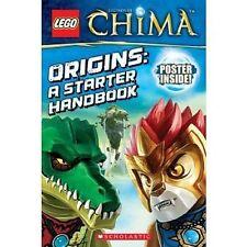 Lego(r) Legends of Chima: Origins: A Starter Handbook (Lego Legends of Chima), V