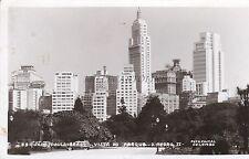 BRAZIL - S.Paulo - Vista do Parque D.Pedro II - Photo Postcard 1956