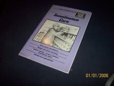 paperback booklet Incontinence Care
