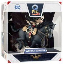 Quantum Mechanix ~ WONDER WOMAN ON HORSE (MOVIE) FIGURE ~ Q-Fig MAX
