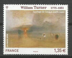 FRANCE 2010 - Art/Painting - William Turner -  n° YT 4438 MNH **
