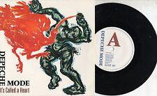 DEPECHE MODE disco 45 giri MADE in UK  It's called a heart STAMPA INGLESE 1985
