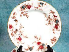 Vintage Minton ANCESTRAL Fine Bone China Bread and Butter Dessert Plate S376