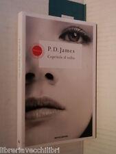 COPRITELE IL VOLTO P D James Marco Buzzi Mondadori 2008 libro romanzo narrativa