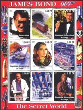 Congo James Bond/The Secret World/Cinema/Films/Train/Lorry/Movies sht (cs) b8746