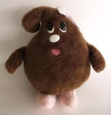 Vtg 1984 Plush NESTLE LI'L BITS Chocolate Chip Stuffed Doll