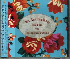 JAD FAIR & SHAPIR-O'RAMA We Are The Rage rare op Jpn CD