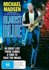 ALMOST BLUE ~ MICHAEL MADSEN ~ GARRET MORIS ~ AS NEW DVD ~ **FREE POST**