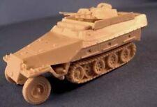 "Milicast BG023 1/76 Resin WWII German Sd.Kfz.251/21 Ausf.D ""Drilling"" HalfTrack"