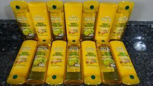 14 Garnier TRIPLE NUTRITION Fortifying 7 Shampoos & 7 Conditioners 12 oz