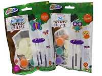 Childrens DIY Paint Make Your Own Wooden Wind Chime Windchime Kids Arts & Crafts