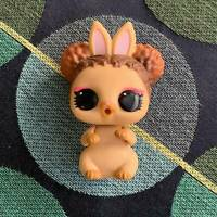 LOL Surprise doll FUZZY PETS Makeover Series 5 Champ Bunny BE PLAYED MBJD