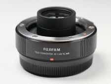 Fujifilm Fujinon XF 1.4X TC WR Teleconverter_NEW _warranty until June 2022