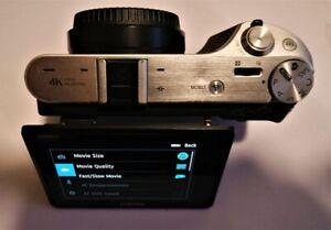 Samsung NX500 4k 28MP Mirrorless Camera