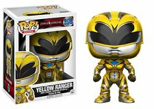 Power Rangers Movie Pop! Vinyl Figure - Yellow Ranger  *BRAND NEW*