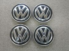 4x original VW Nabenkappe Nabendeckel Felgendeckel Golf Passat  5G0601171