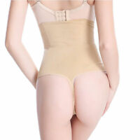 Waist Cincher Trainer Tummy Control Sexy G-String Panties Shapewear Body Shapers