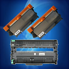 2 TN450 Toner + 1 DR420 Drum For Brother HL-2240/2280DW/2270DW MFC-7360N DCP7060