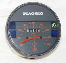 Vespa PK 50 S XL Rush - Tacho Tachometer contachilometri speedo - Veglia Piaggio