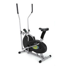 Elliptical Cross Trainer Machine Bike Fitness Equipment Home Gym Fit Lose Weight