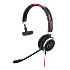 Jabra Evolve 40 MS Mono Professional Headset With Microphone