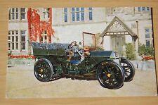 1903 Mercedes at The Montagu Motor Museum Beaulieu Hampshire Postcard Unused