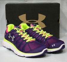 Youth Under Armour GGS Micro G Pulse II Running Shoe Size 5.5 - 1246708-501