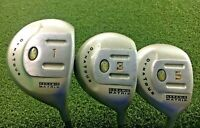 Dynatour CM7 Ceramic Matrix 1-3-5 Wood Set   /  RH  /  Ladies Steel  / mm3523