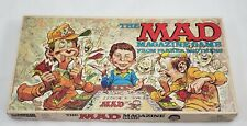Mad Magazine Board Game Parker Brothers 1979 Complete VG
